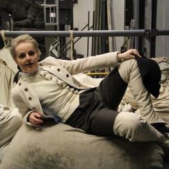 Cherubino, Wolfgang Amadeus Mozart: Le nozze di Figaro Hamburg State Opera, 2015 Photo: Alexey Markin
